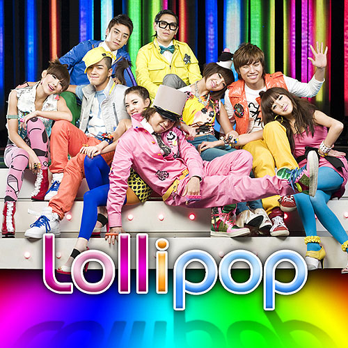 Bigbang 2ne1-Lollipop Cover